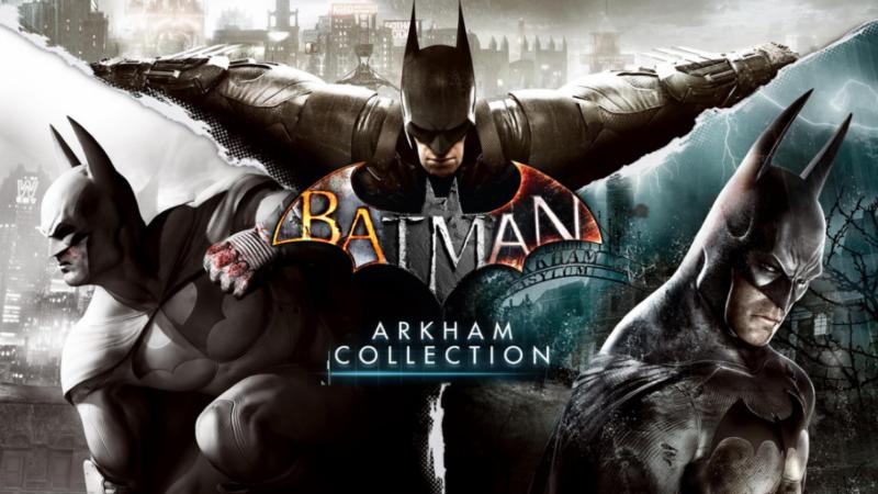 Batman Arkham Games