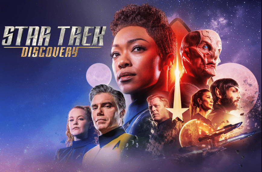 Watch Star Trek Discovery Online Free