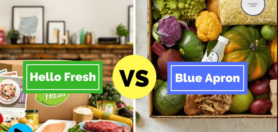 Hello Fresh Vs Blue Apron