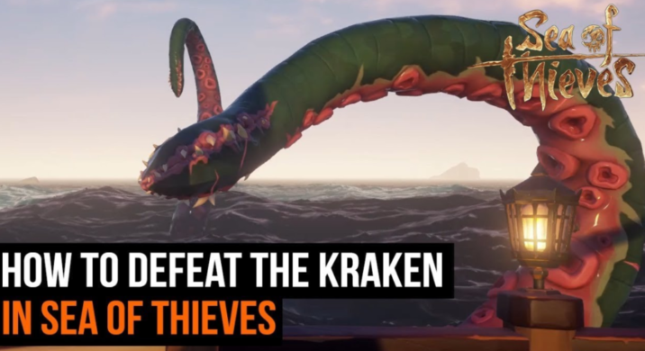 Sea Of Thieves Kraken Body