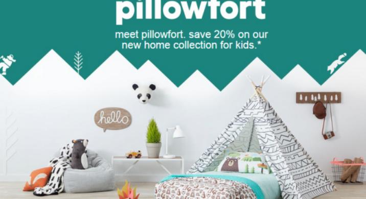 Pillowfort Target